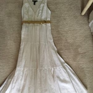 Lauren RL fit& flare sleeveless sundress  sz 2P
